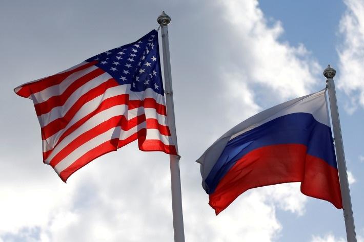 USA-Sanksjoner mot Russland og vice versa