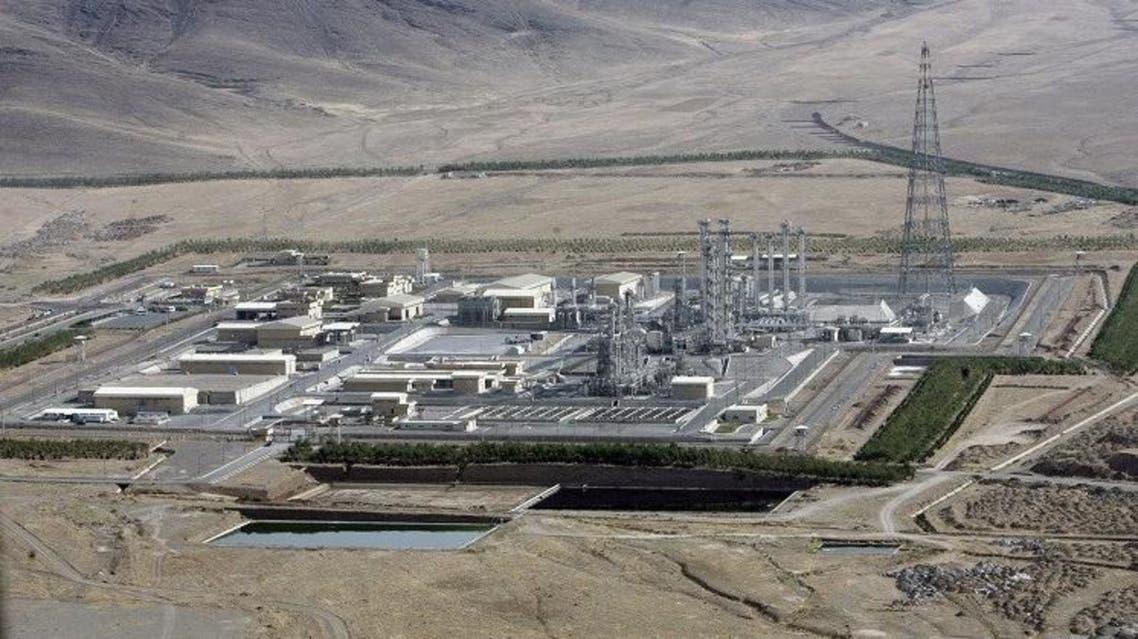 Iran presser USA og stresser Israel med støtte fra Kina