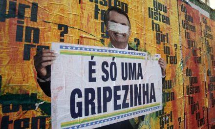 Presidenten etterforskes for koronadød i Brasil