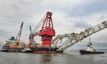 Frafall av sanksjoner tilknyttet Nord Stream 2