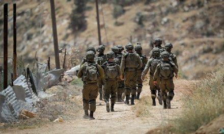 Oppgradering av kampen i Israel i natt
