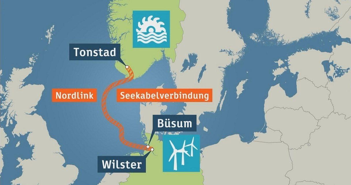 NordLink – Norsk strøm til Tyskland