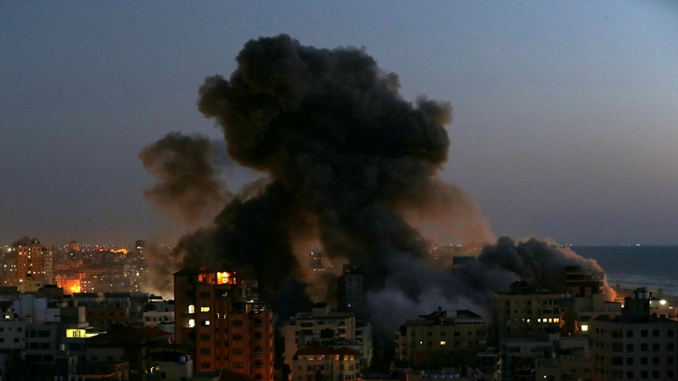 Eskalerende israelsk-palestinsk vold