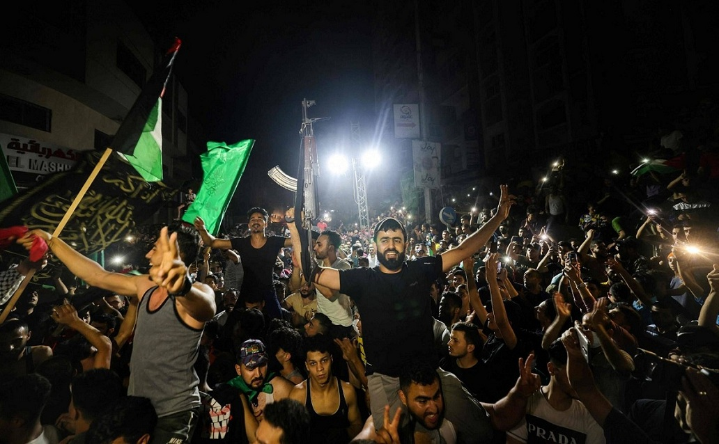 Våpenhvile mellom Israel og Hamas