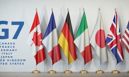 G7 enige om felles streng politikk overfor Kina