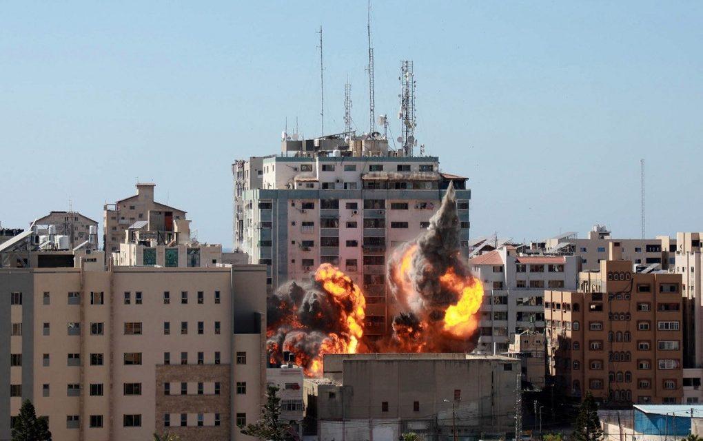 Stridighetene fortsetter uendret i Israel og Gaza
