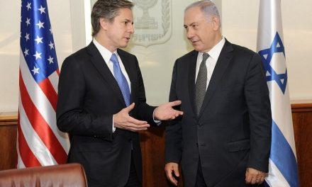 USA's utenriksminister på oppdrag i Midtøsten