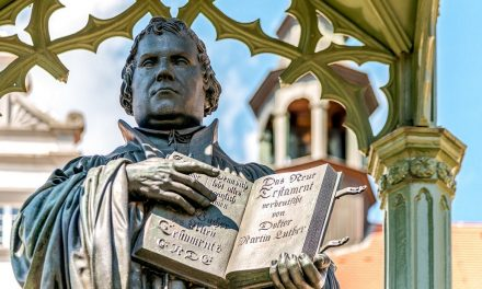 Luthers forbud mot enhetlig kristendom 500 år