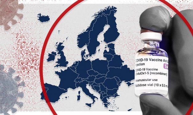 Etter en noe langsom start øker covid-19-vaksinasjonen i EU