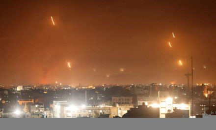 President Biden støtter våpenhvile mellom Israel og Palestina