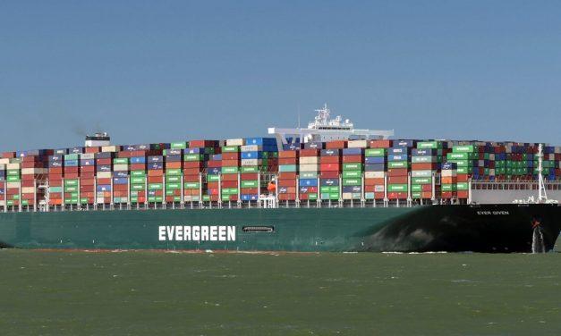 Alternativ til Suezkanalen