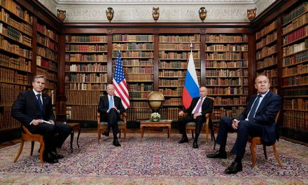 Presidentene Biden og Putin møttes i fordragelighet