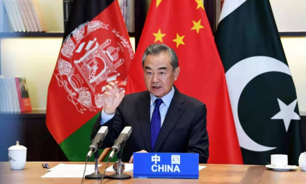 Pakistan og Kina skal bistå Afghanistan