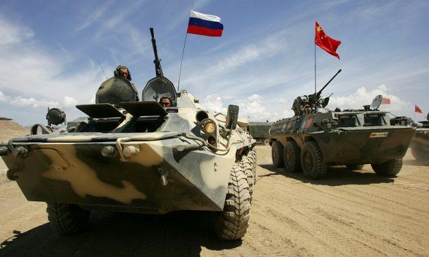 Illusorisk kinesisk-russisk forsvarssamarbeid