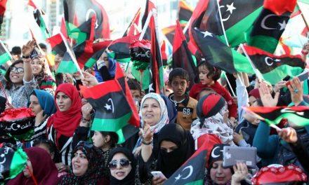 Politisk løsning i Libya