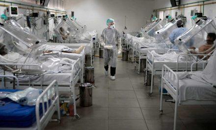 Brasils befolkning Kinas dødelige gissel