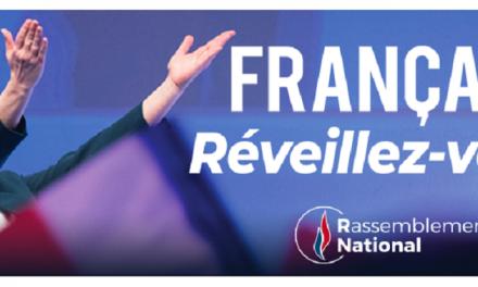 Marine Le Pen gjenvalgt som leder for Rassemblement National