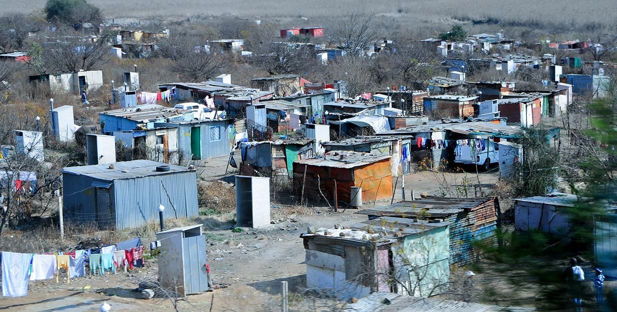 Opptøyer i Sør-Afrika