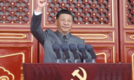 En ny Hitler – President Xi Jinping truer verden