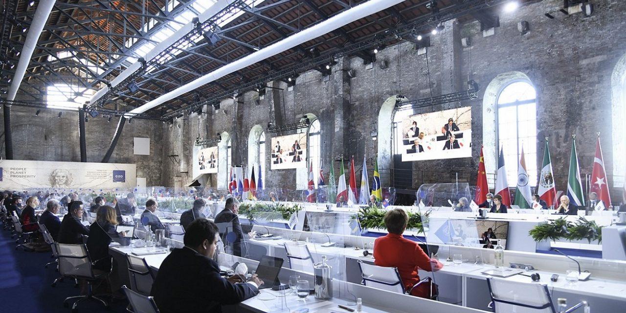 Enighet i G20 om global beskatning av multinasjonale selskap