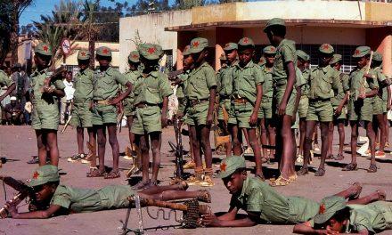 Forhandlinger om våpenhvile i Etiopia