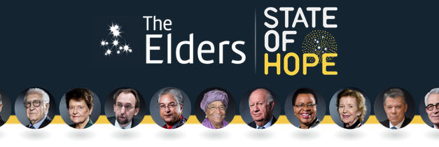 A Message from The Elders – Mary Robinson