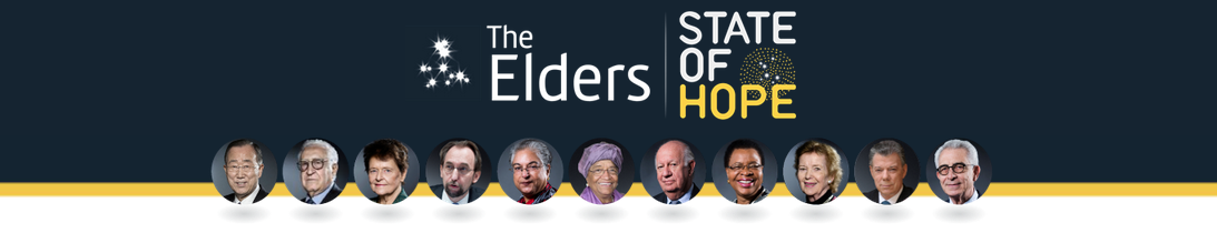 Message from The Elders – Happy Nelson Mandela Day
