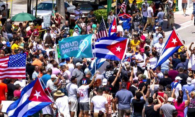 Demonstrasjoner på Cuba med dødelig utgang