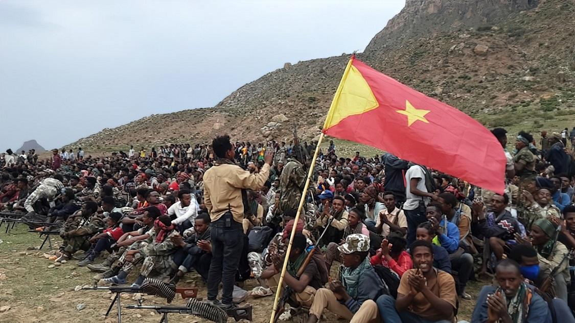 Tigrays frihetskjempere erobrer landområder hos angriperne