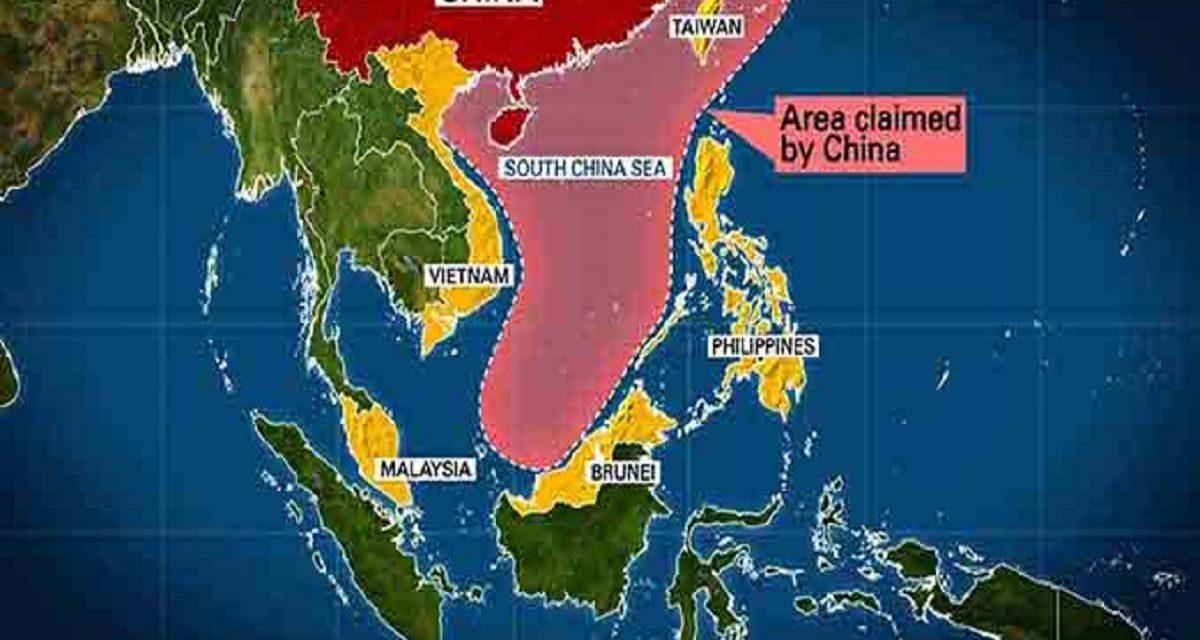 Enighet om å dempe Kinas innflytelse i Sør-Kina-havet