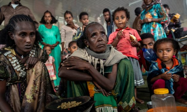 Dominoeffekt – Etiopias angrep på Tigray