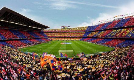 Messi forlater FC Barcelona