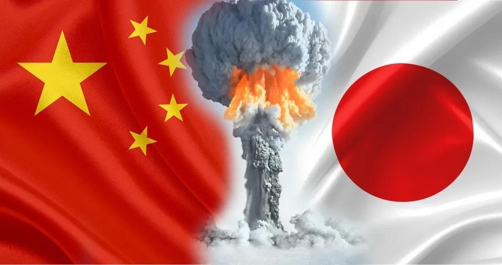 Pågående tvist mellom Japan og Kina