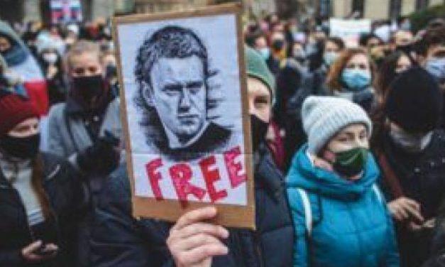 Hvem og hva er Alexei Navalny?