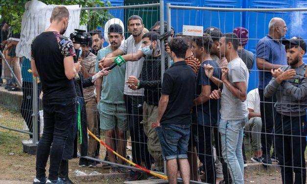 Belarus benytter flyktninger som våpen mot EU-sanksjoner