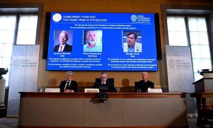 Klimarettet Nobelpris i fysikk 2021